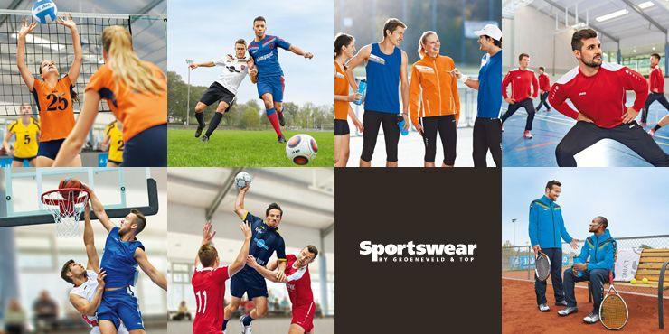 Sportkleding- Groeneveld & Top