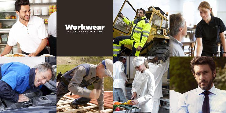 Bedrijfskleding - Groeneveld & Top